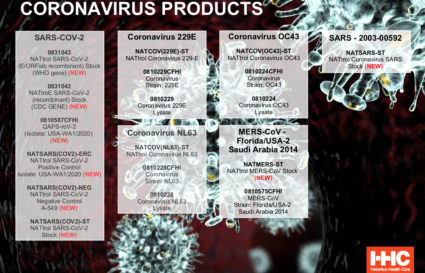 NEW SARS-COV-2 Controls released available by next week!